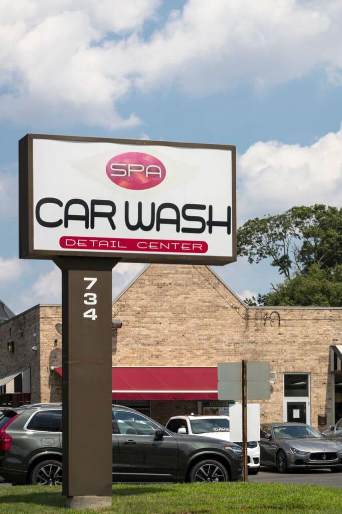 SPA Car Wash